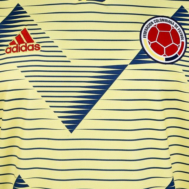 Camisa Seleção Colômbia Home 19/20